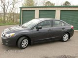 2012 Dark Gray Metallic Subaru Impreza 2.0i 4 Door #93409409