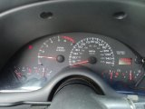 1997 Chevrolet Camaro Z28 30th Anniversary Edition Coupe Gauges