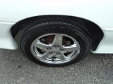 1997 Chevrolet Camaro Z28 30th Anniversary Edition Coupe Wheel