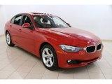2013 Melbourne Red Metallic BMW 3 Series 328i xDrive Sedan #93409571