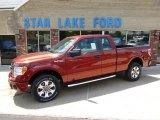 2014 Sunset Ford F150 STX SuperCab 4x4 #93440694