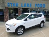 2014 Oxford White Ford Escape SE 1.6L EcoBoost 4WD #93440693