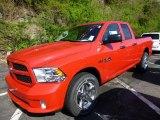 2014 Flame Red Ram 1500 Express Quad Cab 4x4 #93440523