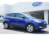 2014 Deep Impact Blue Ford Escape SE 1.6L EcoBoost #93440392