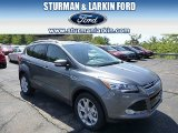 2014 Sterling Gray Ford Escape Titanium 2.0L EcoBoost 4WD #93440339