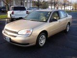 2005 Light Driftwood Metallic Chevrolet Malibu Sedan #9320047