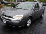 2005 Medium Gray Metallic Chevrolet Malibu LS V6 Sedan #9320052