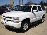 2005 Summit White Chevrolet Tahoe Z71 4x4 #9329929
