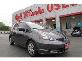 2011 Polished Metal Metallic Honda Fit  #93440262