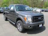 2014 Sterling Grey Ford F150 STX SuperCab 4x4 #93440725