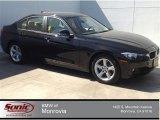 2014 Jet Black BMW 3 Series 328i Sedan #93440482