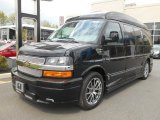 Chevrolet Express 2014 Data, Info and Specs