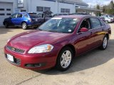 2006 Sport Red Metallic Chevrolet Impala LTZ #9329936