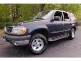 1999 Ford Explorer Deep Wedgewood Blue Metallic