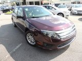 2012 Bordeaux Reserve Metallic Ford Fusion S #93482828