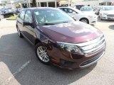 2012 Bordeaux Reserve Metallic Ford Fusion S #93482828