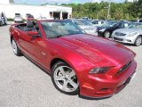 2014 Ruby Red Ford Mustang GT Convertible #93482827