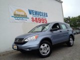 2011 Glacier Blue Metallic Honda CR-V LX 4WD #93483176