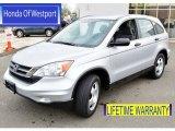 2011 Alabaster Silver Metallic Honda CR-V LX 4WD #93482643