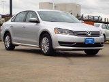 2014 Reflex Silver Metallic Volkswagen Passat 1.8T S #93483076