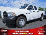 2014 Bright White Ram 1500 Tradesman Quad Cab 4x4 #93482699
