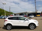 2014 White Platinum Ford Escape Titanium 1.6L EcoBoost 4WD #93482693