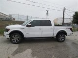 2014 Oxford White Ford F150 FX4 SuperCrew 4x4 #93482614
