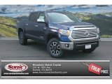 2014 Blue Ribbon Metallic Toyota Tundra Limited Crewmax 4x4 #93482524