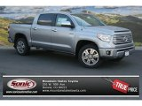 2014 Silver Sky Metallic Toyota Tundra Platinum Crewmax 4x4 #93482523