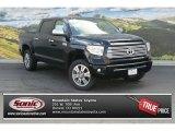 2014 Attitude Black Metallic Toyota Tundra Platinum Crewmax 4x4 #93482522