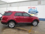 2014 Ruby Red Ford Explorer Limited #93482607