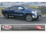 2014 Blue Ribbon Metallic Toyota Tundra Limited Crewmax 4x4 #93482521