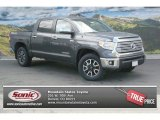 2014 Magnetic Gray Metallic Toyota Tundra Limited Crewmax 4x4 #93482519