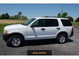 2003 Oxford White Ford Explorer XLS 4x4 #93483057