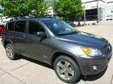 2011 Magnetic Gray Metallic Toyota RAV4 Sport #93483121