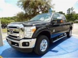 2015 Tuxedo Black Ford F250 Super Duty XLT Crew Cab 4x4 #93482680