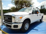 2015 Oxford White Ford F250 Super Duty XL Crew Cab #93482678