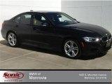 2014 Black Sapphire Metallic BMW 3 Series 335i Sedan #93482789