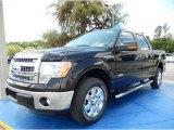2014 Kodiak Brown Ford F150 XLT SuperCrew #93482666