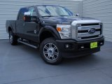 2015 Tuxedo Black Ford F250 Super Duty Platinum Crew Cab 4x4 #93482774