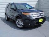 2014 Tuxedo Black Ford Explorer XLT #93482771