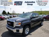 2014 Iridium Metallic GMC Sierra 1500 Double Cab 4x4 #93482751