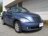 2007 Marine Blue Pearl Chrysler PT Cruiser Touring Convertible #9336274