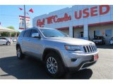 2014 Billet Silver Metallic Jeep Grand Cherokee Limited #93523918