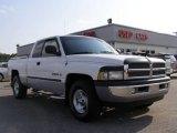 2001 Bright White Dodge Ram 1500 SLT Club Cab #9332589