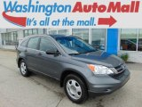 2011 Polished Metal Metallic Honda CR-V LX 4WD #93523993