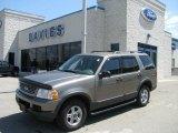 2003 Mineral Grey Metallic Ford Explorer XLT 4x4 #9333563