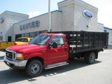 2000 Ford F350 Super Duty XLT Regular Cab Chassis Data, Info and Specs