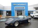 Chevrolet Corvette 1981 Data, Info and Specs