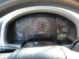 2005 Ford F150 STX SuperCab Gauges